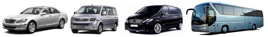 Alquiler Vehículos de Lujo, Turismos, Minibus i Autocar